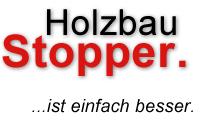 Holzbau Stopper Logo